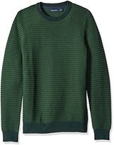 Nautica Men's Tonal Striped Pullover Sweater