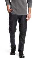 Helmut Lang Genuine Leather Moto Pant