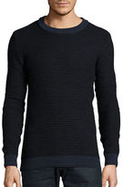 Selected Textured Cotton Sweater