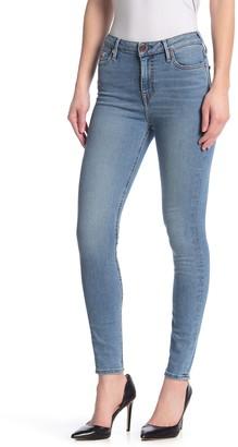 True Religion Halle Back Notch Skinny Jeans