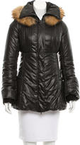 Mackage Fur-Trimmed Hooded Jacket