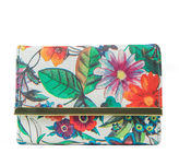 Mundi Amsterdam Floral Blaze RFID Blocking Indexer Wallet