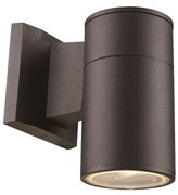 Bronx Alessia LED Outdoor Armed Sconce Ivy Fixture Finish: Black