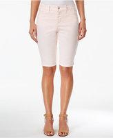 NYDJ Christy Twill Bermuda Shorts
