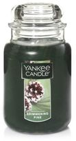 Yankee Candle Shimmering Pine Large Classic Candle
