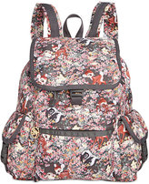 Le Sport Sac Bambi Collection Voyager Backpack