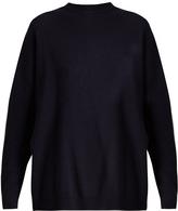 Ellery Grace open-back sweater