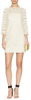 4.collective Aztec Cotton Embroidered Shift Dress