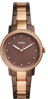 Fossil Neely Brown Watch