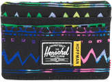 Herschel abstract print wallet