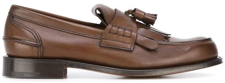 Church's tassel loafers