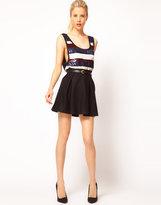 ASOS Super Soft Mini Skirt