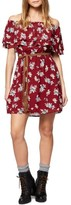 Sanctuary Women's Skylar Off The Shoulder Floral Dress