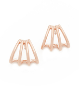 Ef Collection Multi Huggie Earrings