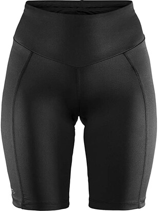 Craft ADV Essence Short Tights (Black) Women's Casual Pants
