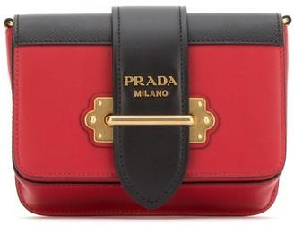 Prada Cahier Logo Belt Bag