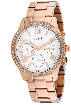 GUESS Women's Solar Watch