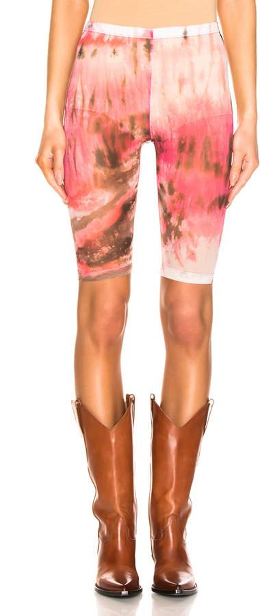 MSGM Bermuda Short in Pink | FWRD
