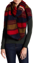 Collection XIIX Blanket Stripe Runway Wrap