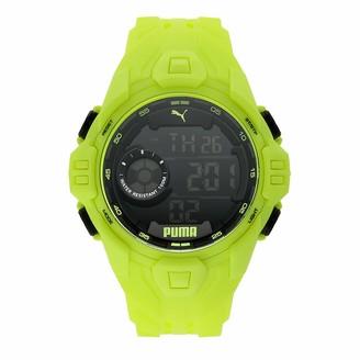 Puma Men's Quartz Watch with Plastic Strap