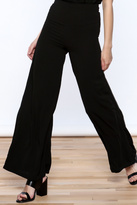 Alythea Black High Waist Pants