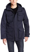 Vince Camuto Men's Water Resistant Cotton Field Jacket