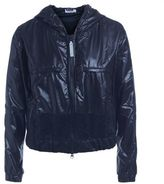 adidas by Stella McCartney Black Nylon Running Jacket