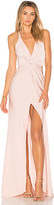 Lovers + Friends x REVOLVE Xael Gown in Blush. - size XL (also in )