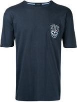 GUILD PRIME skull pocket T-shirt - men - Cotton/Rayon - 1