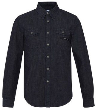 Givenchy Tape denim shirt