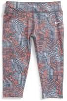 Nike Girls Sport Essential Casual Leggings coolgrey 4x11