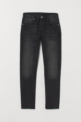 H&M Slim Straight Jeans
