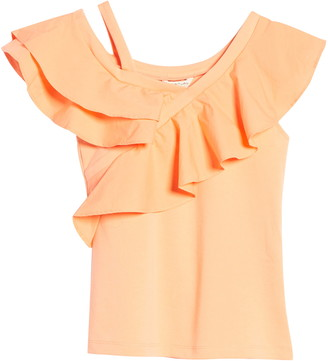 Habitual Asymmetrical One-Shoulder Top