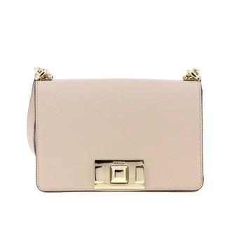 Furla Mimigrave; Shoulder Bag In Textured Leather