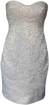 Carolina Herrera Grey Cotton Dress for Women