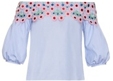Peter Pilotto Pallas off-the-shoulder blouse