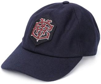 Eleventy Logo Embroidered Cap