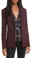 Veronica Beard Women's Scuba Jacket