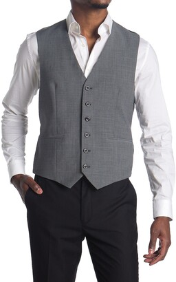 Reiss Belief Vest Suit Separates