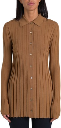 Mauro Grifoni Ribbed Sweater