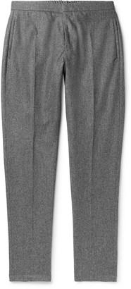 Salle Privée Seph Slim-Fit Virgin Wool-Flannel Trousers