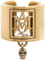 Alexander McQueen Insignia Ring