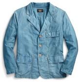 Ralph Lauren Indigo Moleskin Chore Jacket