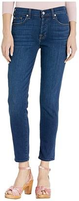 7 For All Mankind Josefina in Fletcher Drive (Fletcher Drive) Women's Jeans