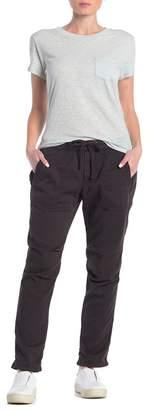 James Perse Soft Drape Twill Drawstring Pants