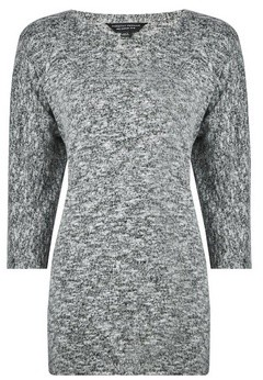 Dorothy Perkins Womens Grey V