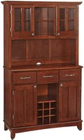 Home Styles Furniture Buffet with 2-Door Hutch