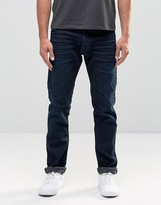 Replay 901 Tapered Jeans Stretch Dark Indigo Limited Edition