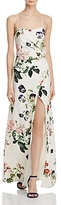 Style Stalker Stylestalker Angeles Floral-Print Maxi Dress