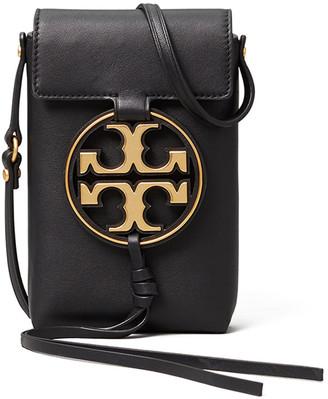 Tory Burch Miller Metal Crossbody Phone Bag